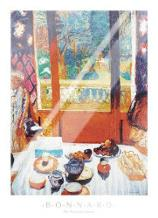 Breakfast Room art print poster with laminate