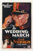 Wedding March, the art print poster transferred to canvas