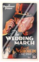 Wedding March, the art print poster with laminate