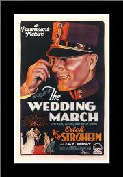 Wedding March, the art print poster with simple frame