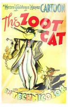Zoot Cat, the art print poster with laminate