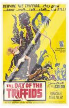 Day of the Triffids, the art print poster with laminate