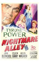 Nightmare Alley art print poster with laminate