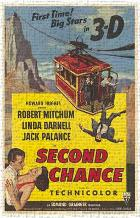 Second Chance art print poster transferred to canvas