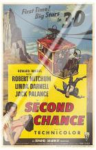 Second Chance art print poster with laminate
