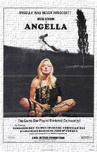 Angella art print poster transferred to canvas