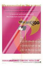 Mikado, the art print poster with laminate
