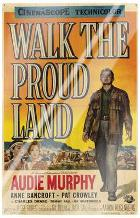 Walk the Proud Land art print poster with laminate