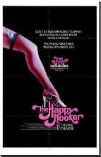 Happy Hooker, the art print poster with block mounting