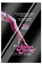 Happy Hooker, the art print poster with laminate