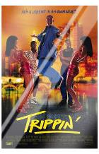 Trippin art print poster with laminate