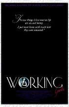 Working Girls art print poster transferred to canvas