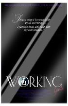 Working Girls art print poster with laminate