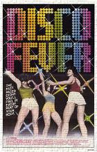 Disco Fever art print poster transferred to canvas