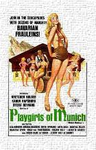 Playgirls of Munich art print poster transferred to canvas