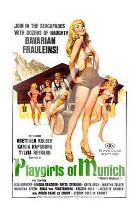Playgirls of Munich art print poster with laminate