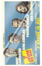 Seven Days in May art print poster with laminate