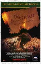 Bastard, the art print poster transferred to canvas