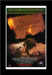 Bastard, the art print poster with simple frame
