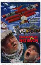 Revenge of the Red Baron art print poster transferred to canvas