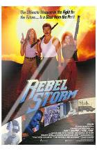 Rebel Storm art print poster with laminate