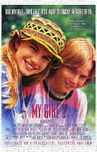 My Girl 2 art print poster transferred to canvas