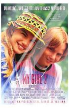 My Girl 2 art print poster with laminate