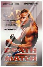Death Match art print poster with laminate