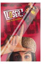 Loser art print poster with laminate