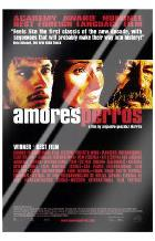 Amores Perros art print poster with laminate