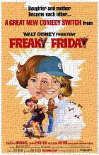 Freaky Friday art print poster transferred to canvas