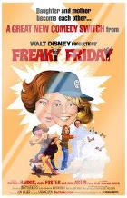 Freaky Friday art print poster with laminate