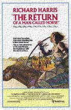 Return of a Man Called Horse, the art print poster transferred to canvas