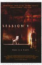 Session 9 art print poster transferred to canvas