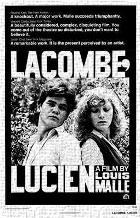 Lacombe Lucien art print poster transferred to canvas
