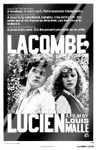 Lacombe Lucien art print poster with laminate