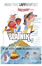 Boatniks art print poster with laminate
