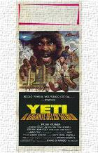 Yeti: the Giant of the 20Th Century art print poster transferred to canvas