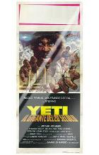 Yeti: the Giant of the 20Th Century art print poster with laminate