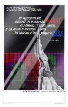 Marat De Sade art print poster with laminate