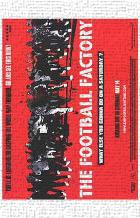 Football Factory, the art print poster transferred to canvas