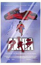 Akira art print poster with laminate