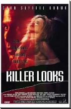 Killer Looks art print poster with block mounting