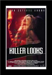 Killer Looks art print poster with simple frame