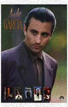 Andy Garcia art print poster transferred to canvas