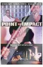 Point of Impact art print poster with laminate