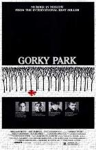 Gorky Park art print poster transferred to canvas