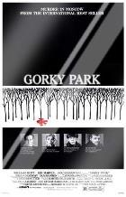 Gorky Park art print poster with laminate