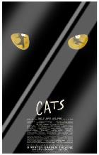 Cats (Broadway Musical) art print poster with laminate