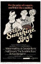 Sunshine Boys, the art print poster transferred to canvas